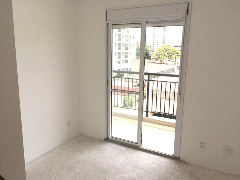 Ipiranga, Apartamento Padrão-Dormitório no contra piso