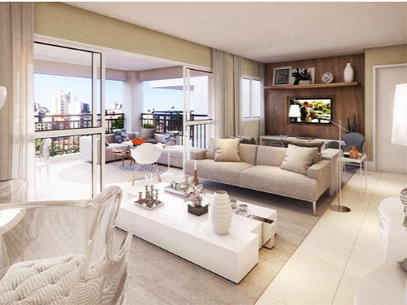 Ipiranga, Apartamento Padrão - Apartamento novo no conta piso (Fotos do decorado).
