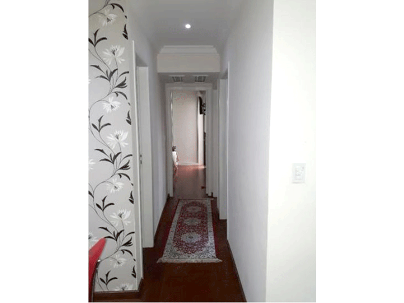 Ipiranga, Apartamento Padrão-Corredor.