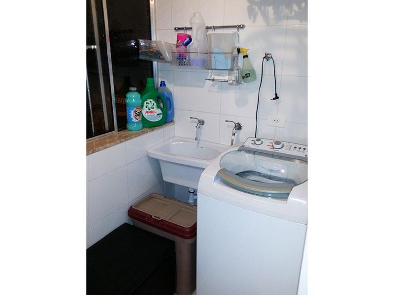 Jabaquara, Apartamento Padrão-Área de serviço.