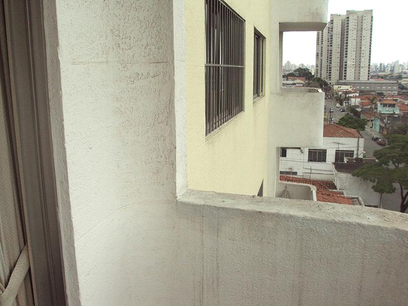 Jabaquara, Apartamento Padrão-Sacada.