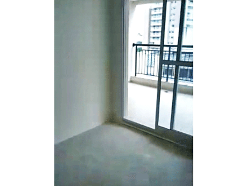 Ipiranga, Apartamento Padrão - Sala no contra piso.