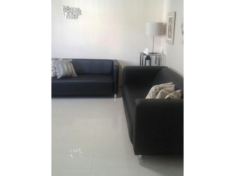 Ipiranga, Apartamento Padrão-Sala com dois ambientes e piso de porcelanato.