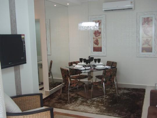 Ipiranga, Apartamento Padrão - Apartamento novo no contra piso (Fotos do decorado).