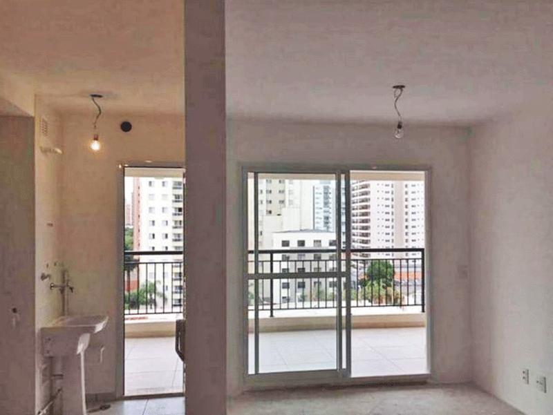 Ipiranga, Apartamento Padrão - Apartamento novo no contra piso (Fotos apartamento padrão).