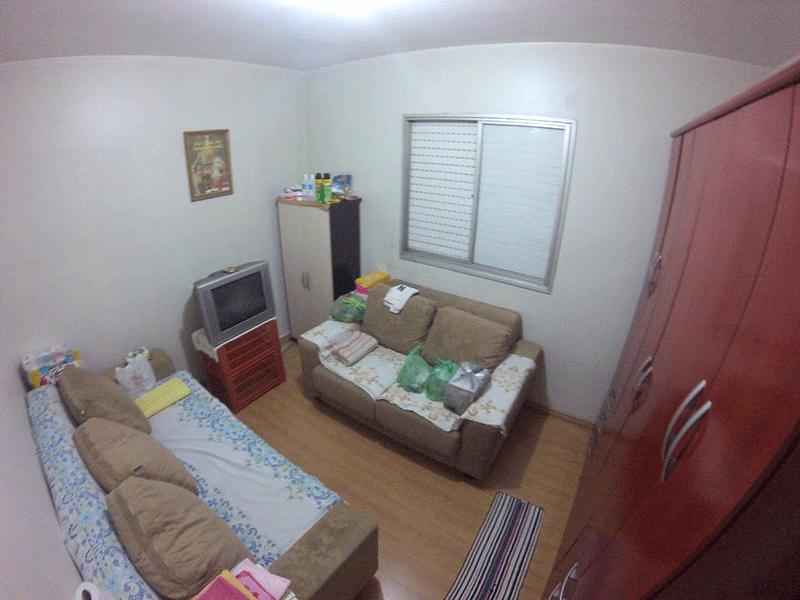 Jabaquara, Apartamento Padrão-2º dormitório com piso laminado.