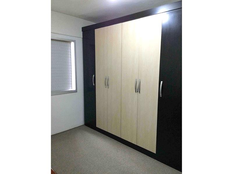 Sacomã, Apartamento Padrão-Dormitório com piso de carpete.