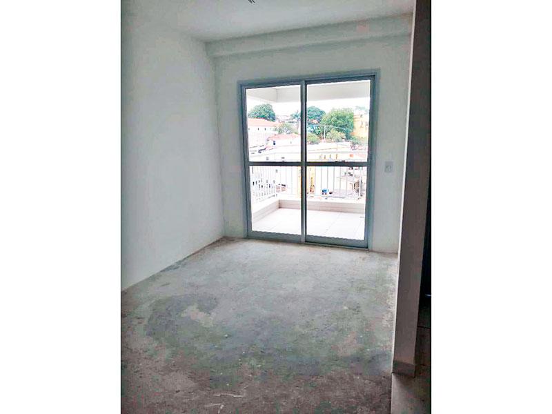 Sacomã, Apartamento Padrão-Sala no contrapiso, integrada com a cozinha e acesso a varanda gourmet.