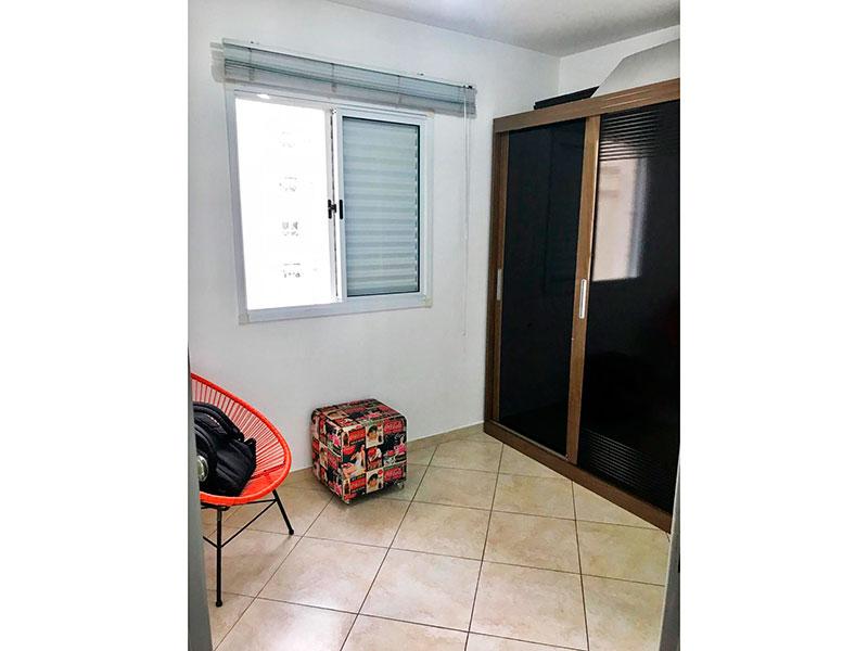Ipiranga, Apartamento Padrão-2º Dormitório com piso de cerâmica.