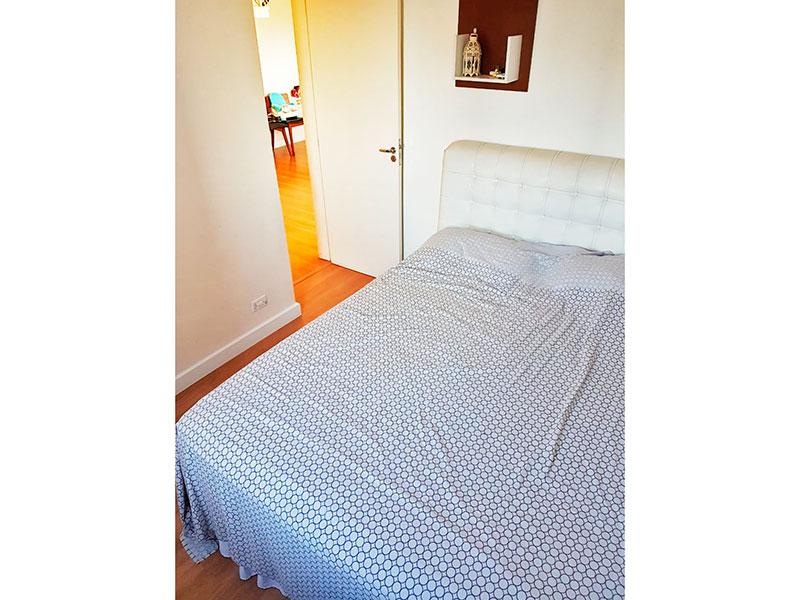 Sacomã, Cobertura Duplex-1º dormitório com piso laminado.