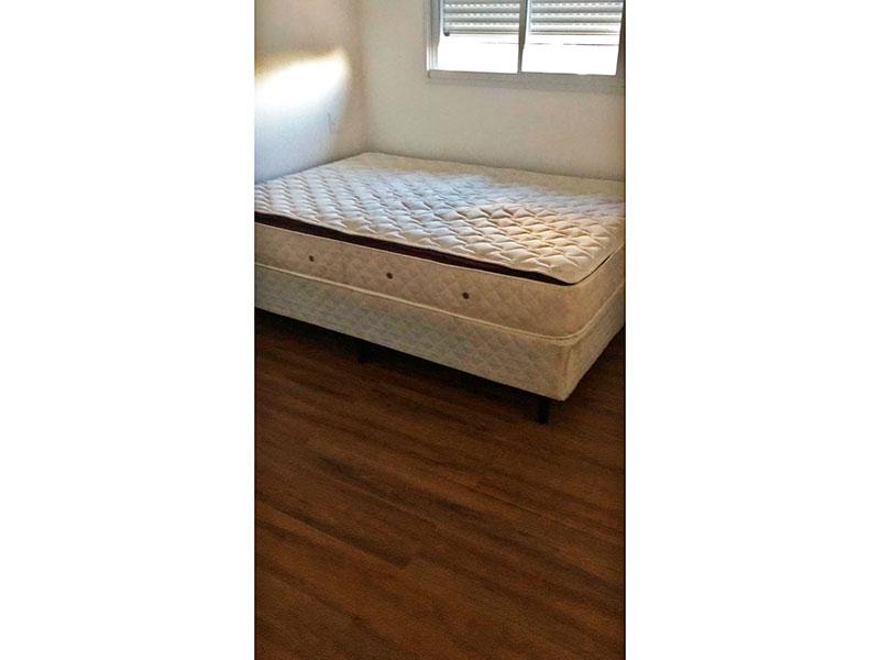 Jabaquara, Apartamento Padrão-1º suite com piso laminado.