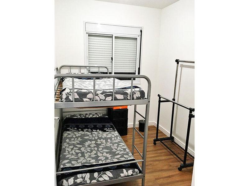 Jabaquara, Apartamento Padrão-2º dormitório piso laminado.