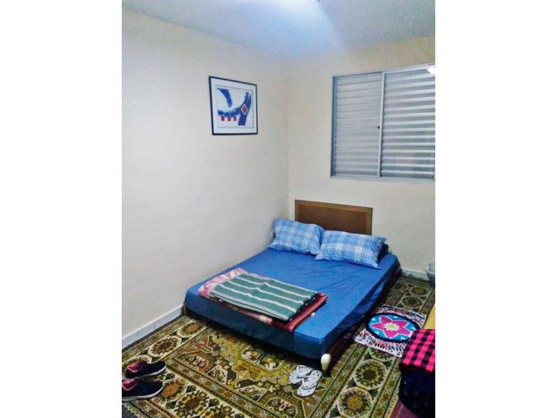 Jabaquara, Apartamento Padrão-1º suite com piso de cerâmica.