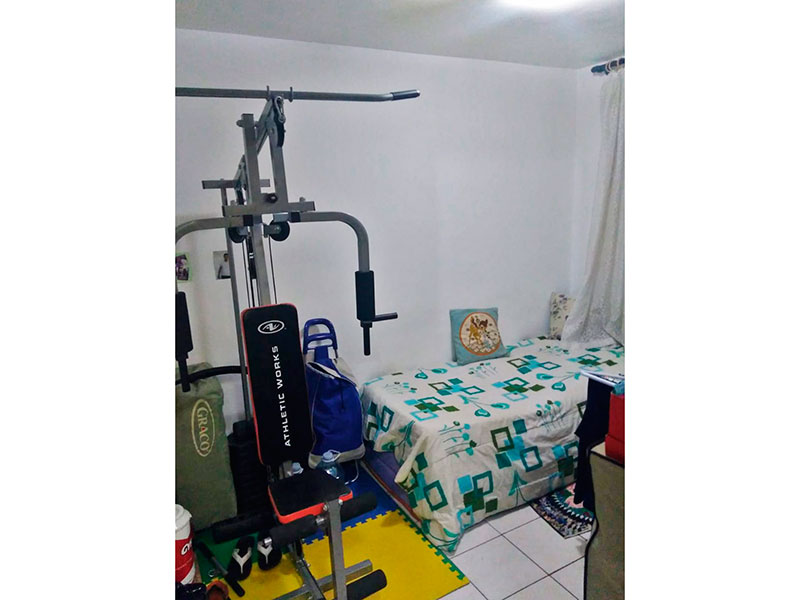 Jabaquara, Apartamento Padrão-2º dormitório com piso de cerâmica.