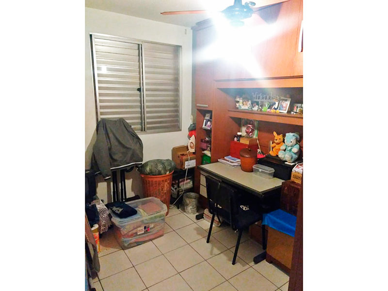 Jabaquara, Apartamento Padrão-3º dormitório com piso de cerâmica e armários planejados.