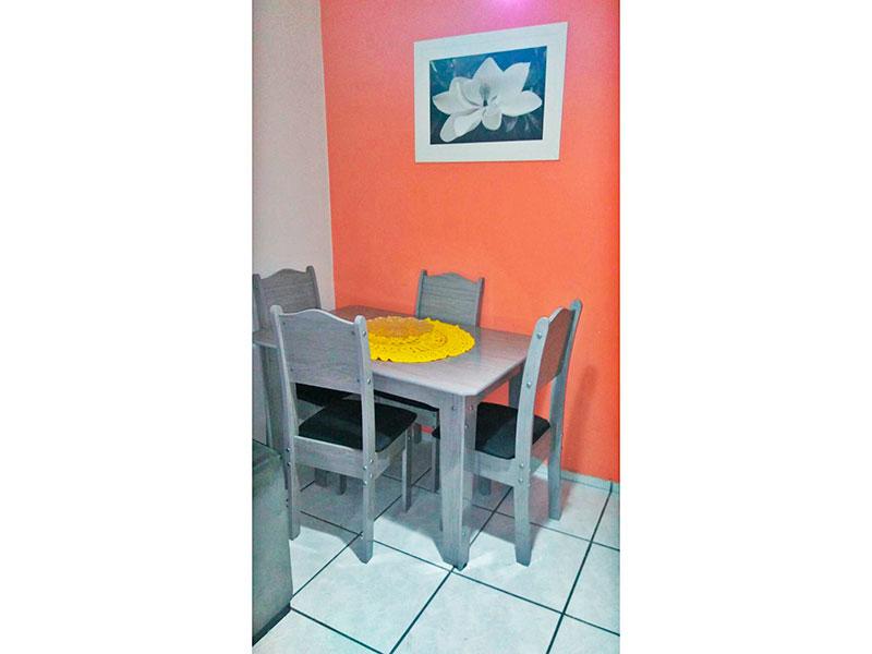 Sacomã, Apartamento Padrão-Sala com 2 ambientes com piso de cerâmica.