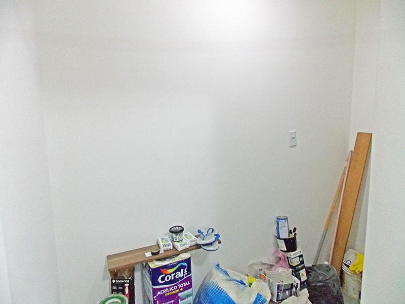 Ipiranga, Apartamento Padrão-Banheiro da Área de serviço.