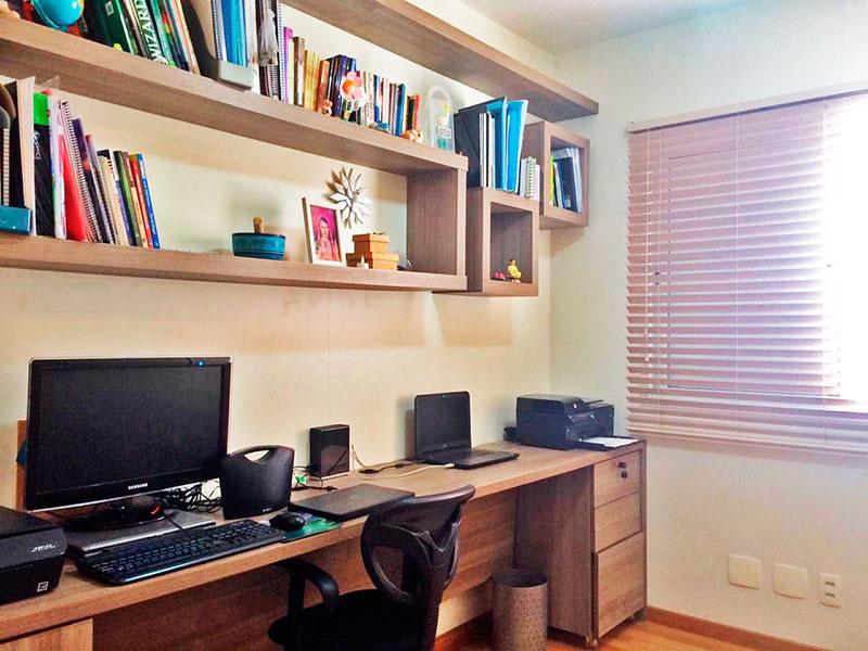 Ipiranga, Apartamento Padrão-3º Quarto com piso de taquinho.