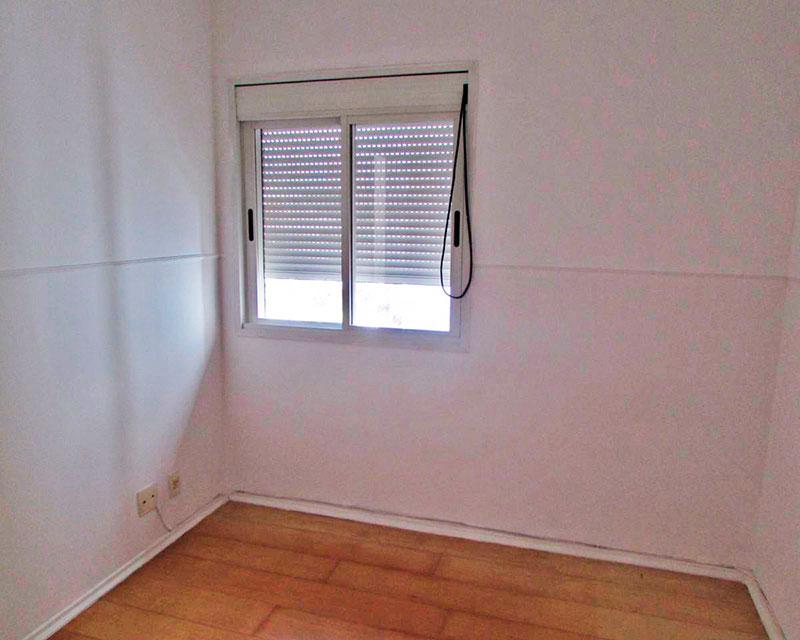 Ipiranga, Apartamento Padrão-2º Quarto com piso de laminado.