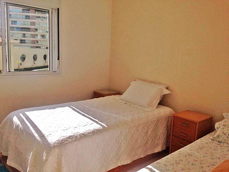 Ipiranga, Apartamento Padrão-3º Quarto com piso de cerâmica.