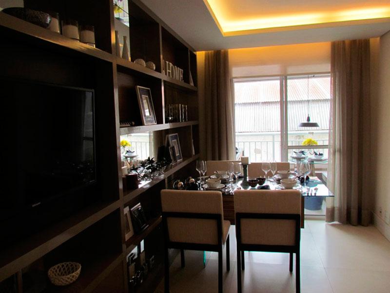Sacomã, Apartamento Garden - Apartamento novo (fotos do decorado).