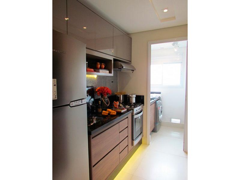 Sacomã, Apartamento Garden-Apartamento novo (Fotos do decorado).