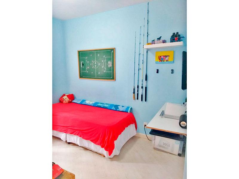Sacomã, Apartamento Padrão-3º Quarto com piso de laminado.