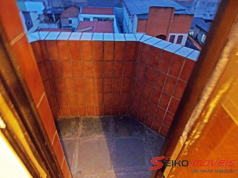 Ipiranga, Apartamento Padrão-Varanda com piso de ardosia.