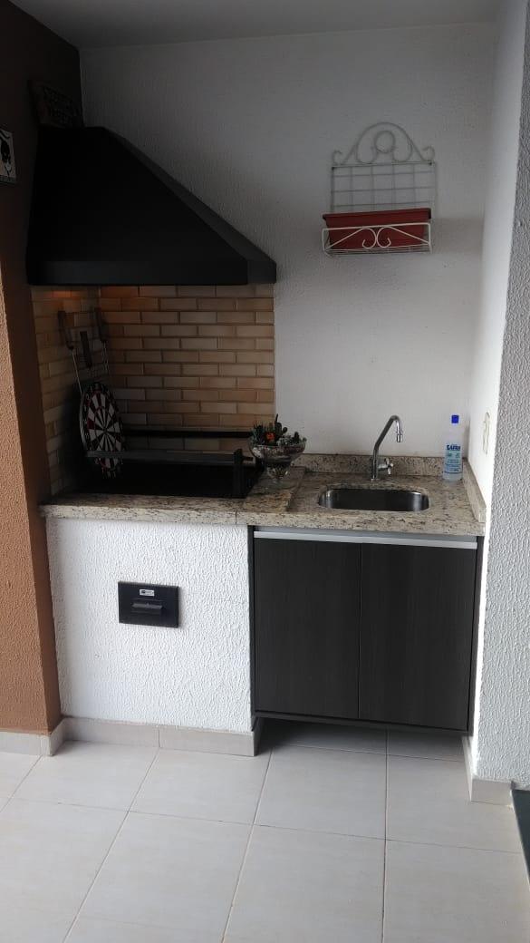 Ipiranga, Apartamento Padrão - Varanda Gourmet