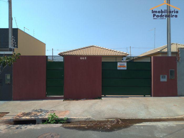 Casa à venda, Pacaembu, Votuporanga