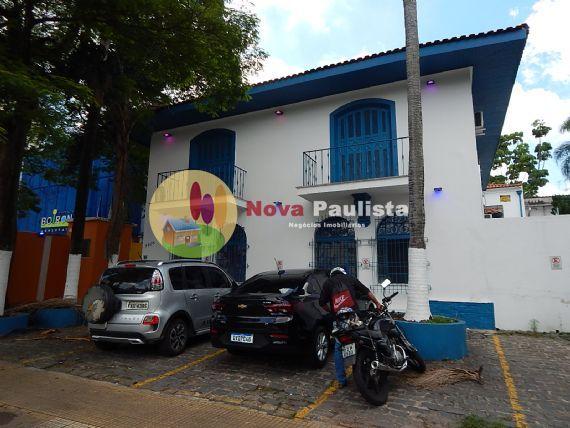 Casa Comercial à venda/aluguel, Jardim Paulista, SAO PAULO