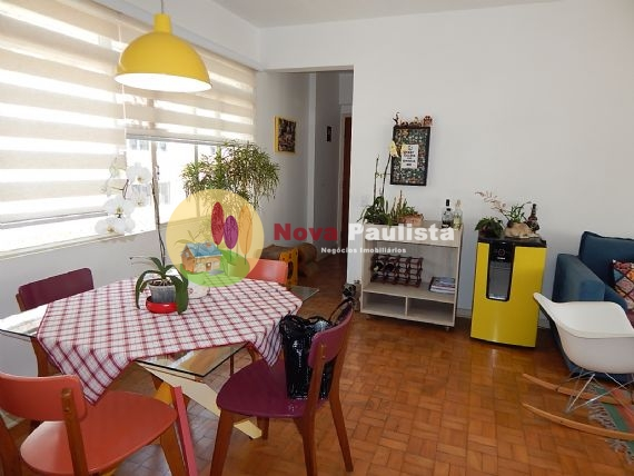 Apartamento à venda, Vila Buarque, São Paulo