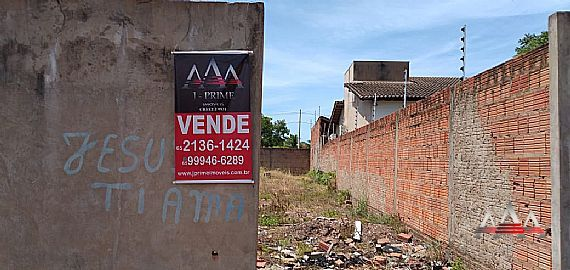 Terreno à venda, Jardim Presidente I, Cuiabá
