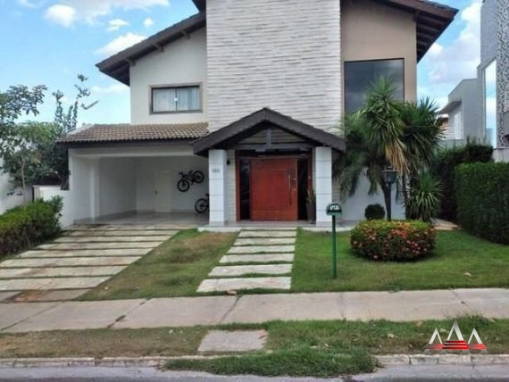 Casa à venda, Condomínio Florais Cuiabá Residencial, Cuiabá
